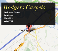 Rodgers Carpets google map